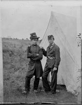 Unidentified Member 4th Michigan; Brady Image ~ Library of Congress