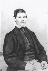 Unidentified Member of 4th Michigan; ESM