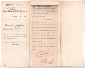 Jeffords letter dated 3-10-1905 (a)