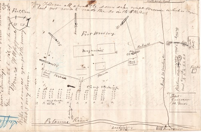 jeffords-letter-dated-9-21-1861-map