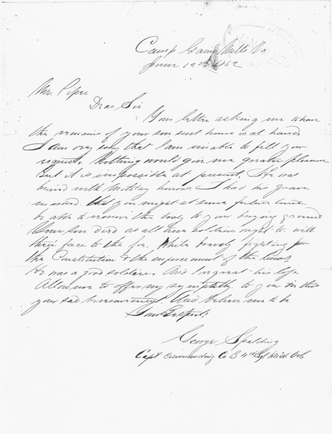 spalding-letter-to-asa-piper-dated-6-12-1862-na