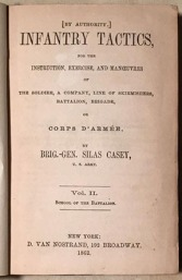 Title page of Sgt. Taylor's book