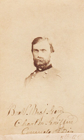 General Charles Griffin