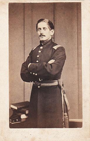Lieutenant Colonel Jarius Hall