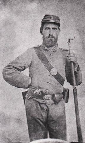 Pvt. Tenant Roswell Spencert