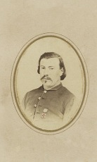 An unidentified soldier (possibly from the 4th Mich.)