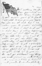 Alanson Piper letter 9-8-1861 NA (a)