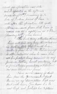 Holcomb letter dated 12-21-1862 (b)