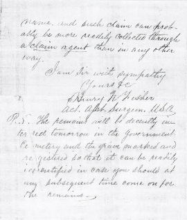 Holcomb letter dated 12-21-1862 (c)
