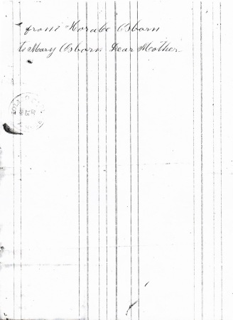 Osborn letter dated 10-5-1862 (b)