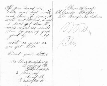 Osborn letter dated 12-28-1862 (b)