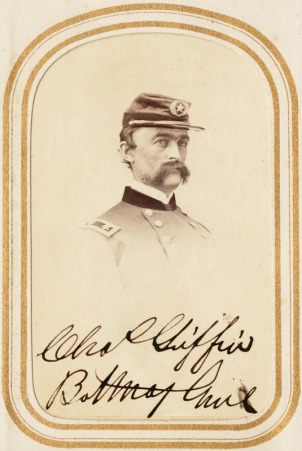 General Charles Griffin (Courtesy of the Lenox Library Association)