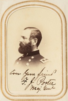 Major General Fitz John Porter (Courtesy of the Lenox Library Association)