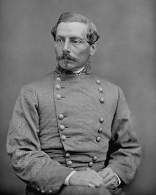 CSA General Pierre Gustave Toutant de Beauregard (NARA)