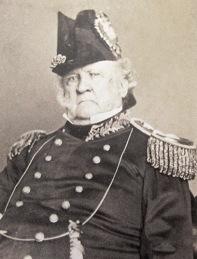 Lt. General Winfield Scott