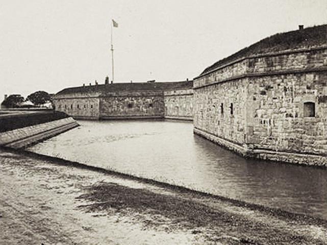 Fortress Monroe~