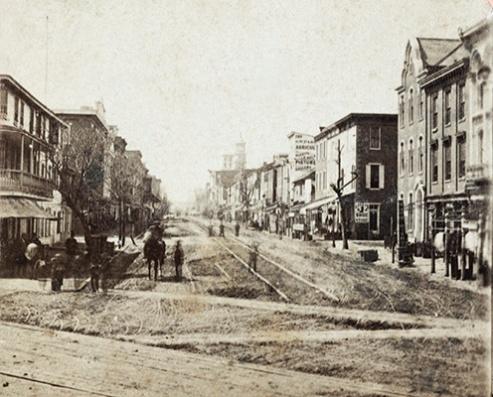 Harrisburg, Pa. 1861 LOC