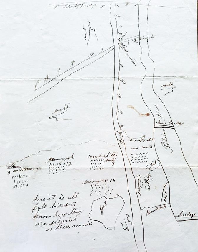 Richard Lassey's map